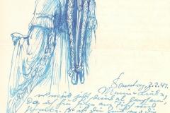 15 letter February 2, 1941
