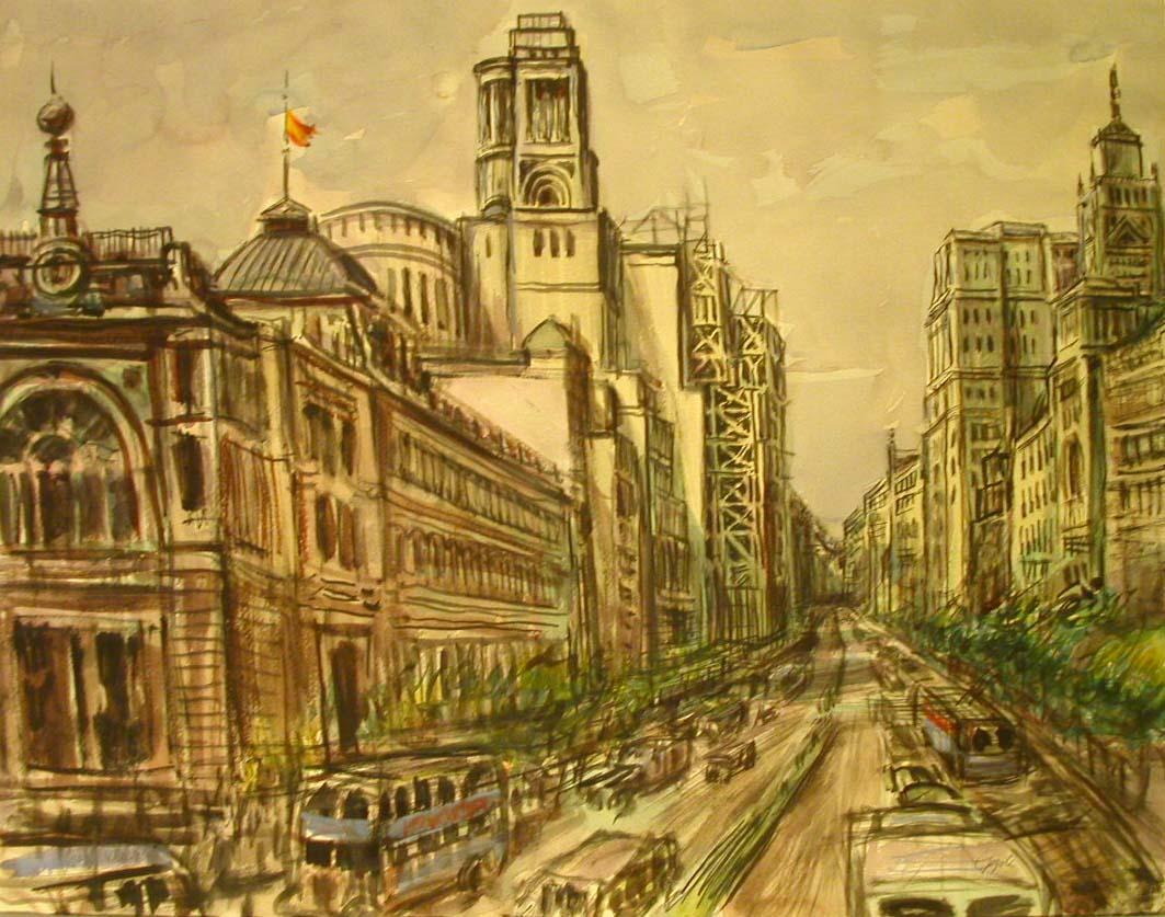 Madrid 1954