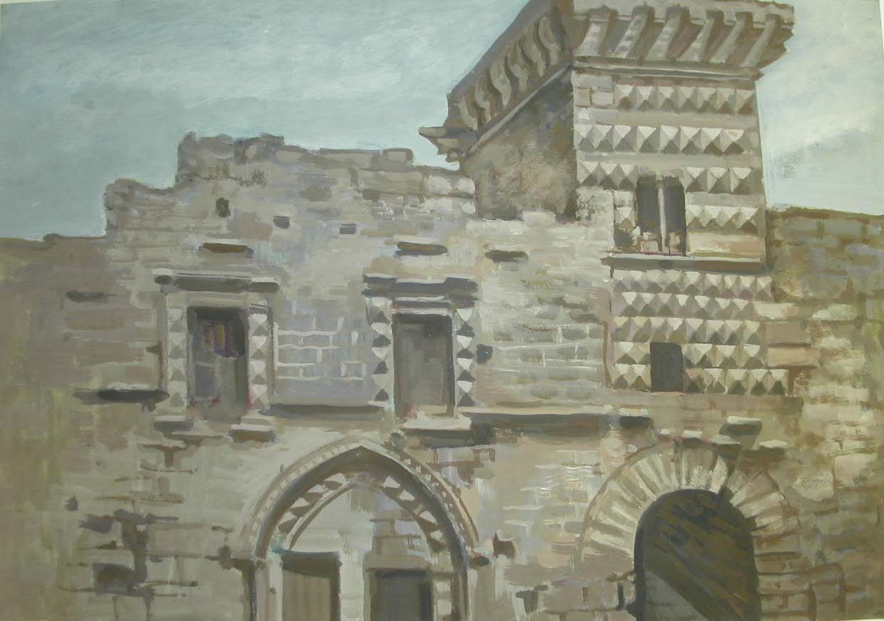Ruin Sicily