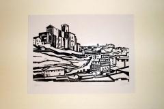 woodcut-Siena