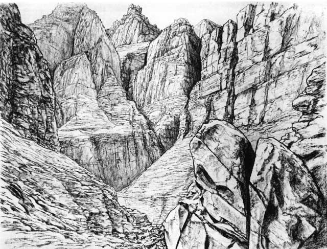 Bernhard Epple - Drawings